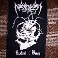 Nachtmystium Instinct Decay cloth patch