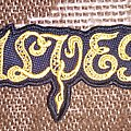 Ulver yellow logo patch