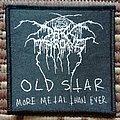 Darkthrone 'Old Star' patch