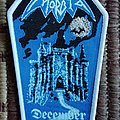 Morbid 'December Moon' coffin patch