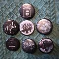 Norwegian Black Metal pins