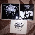 Darkthrone stickers  Other Collectable