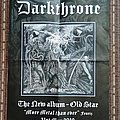 Darkthrone 'Old Star' poster Other Collectable