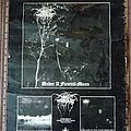 Darkthrone original 'Under A Funeral Moon' poster  Other Collectable