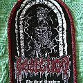 Dissection 'The Grief Prophecy' metallic patch