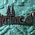 Satyricon logo badge