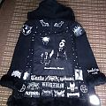 Darkthrone 'Transilvanian Hunger' winter fur coat