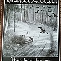 Burzum 'Hvis Lyset Tar Oss' poster  Other Collectable
