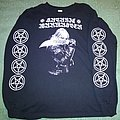 Satanic Warmaster 'We are the Worms...' longsleeve