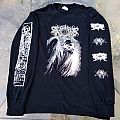Xasthur longsleeve 2 sided Small