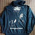Darkthrone 'Transilvanian Hunger' zippered hoodie