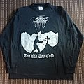 Darkthrone 'Too Old Too Cold' official longsleeve