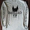 Isengard - TShirt or Longsleeve - Isengard 'Vinterskugge' white longsleeve