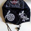 Black Metal extreme winter hat