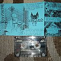 Isengard 'Spectres Over Gorgoroth' cassette blue version