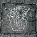Darkthrone logo official patch