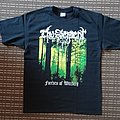 Thy Serpent 'Forests of Witchery' shirt