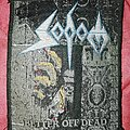 Sodom 'Better Off Dead' patch