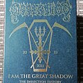 Dissection - Tape / Vinyl / CD / Recording etc - Dissection 'I Am The Shadow - The Dissection History' cassette box