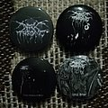 Darkthrone set of 4 pins