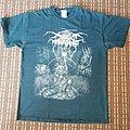 Darkthrone  'Circle The Wagons' official shirt