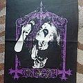 Morbid - Patch - Dead large purple back patch
