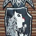 Morbid - Patch - Morbid back patch