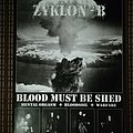 Zyklon-B 'Blood Must be Shed' poster  Other Collectable