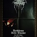 Darkthrone 'Arctic Thunder' poster #2