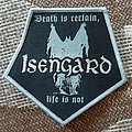 Isengard 'Death is certain..' patch