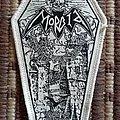 Morbid - Patch - Morbid coffin patch