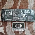 Satyricon/Darkthrone 'A Sea of Satanists (Live in WAO 2004) cassette