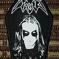 Morbid - Patch - Morbid 'Dead' coffin patch
