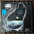 Darkthrone - Tape / Vinyl / CD / Recording etc - Darkthrone 'Eternal Hails......' blue vinyl