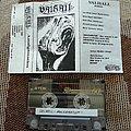 Valhall 'Amalgamation' cassette  Tape / Vinyl / CD / Recording etc