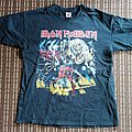 Iron Maiden 'The Number of the Beast' shirt