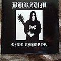"Burzum 'Once Emperor' 7"" vinyl Tape / Vinyl / CD / Recording etc"