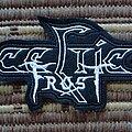 Celtic Frost - Patch - Celtic Frost logo patch