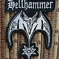 Hellhammer - Patch - Hellhammer patch