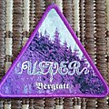 Ulver 'Bergtatt' triangle patch