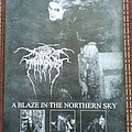 Darkthrone 'A Blaze in the Northern Sky' poster Other Collectable