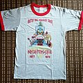 Riverbottom Nightmare Band 'Outta the Swamp Tour' shirt