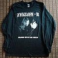Zyklon-B - TShirt or Longsleeve - Zyklon-B 'Blood Must be Shed' longsleeve