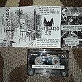 Isengard 'Spectres Over Gorgoroth' cassette white version