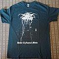 Darkthrone 'Under A Funeral Moon' shirt