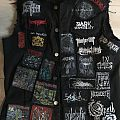 Death - Battle Jacket - Mixed Bands Vest