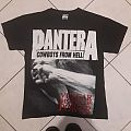 Pantera Vulgar Display of Power T-shirt S