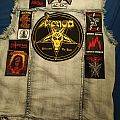 Venom - Battle Jacket - Battle Jacket, Work in Progress
