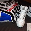 Vintage Thrash Metal Reebok Hi Tops from 1992 Other Collectable