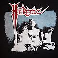 Vintage Original Heretic - Torture Knows No Boundary Shirt 1986